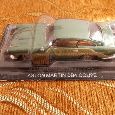 ASTON MARTIN DB4 COUPE, SIGILAT, 1/43 - Macheta auto