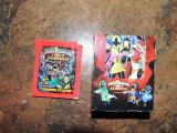 Stickere Power rangers samurai - pt nostalgicii copilariei