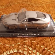 ASTON MARTIN V 12, VANQUISH, SIGILAT .1/43 - Macheta auto