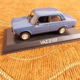 DE AGOSTINI-LADA VAZ 2107-SCARA 1/43 - Macheta auto