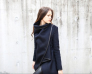 123123Palton Dama Superb Fashion Sezon Primavara Toamna Design Exclusive VANZATOR GOLD