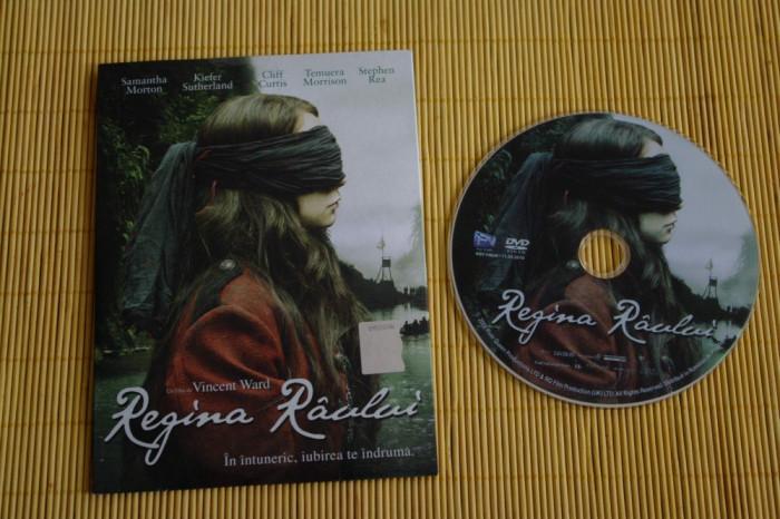 Regina raului - Samantha Morton , Kiefer Sutherland , Cliff Curtis - film DVD
