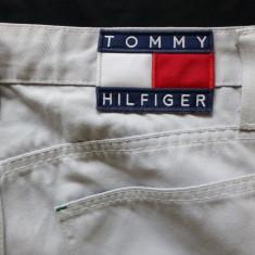 Pantaloni Tommy Hilfiger Worker; marime 30/32: 77 cm talie, 104 cm lungime