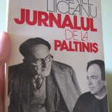 GABRIEL LIICEANU - Jurnalul de la Paltinis, Humanitas
