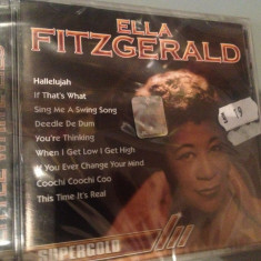 ELLA FITZGERALD - LITTLE WHITE LIES - 2003/GERMANY - gen:blues/soul-cd nou - Muzica Pop Altele