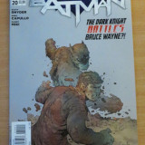 Batman #20 . DC Comics - Reviste benzi desenate