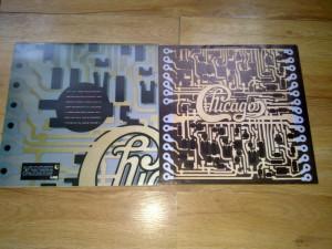 CHICAGO - 16 ( 1982, WEA, Made in UK) vinil vinyl