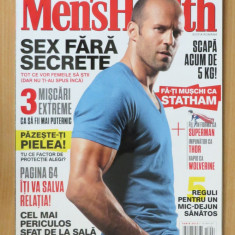 Men's Health Romania (set 3 bucati) - Revista barbati