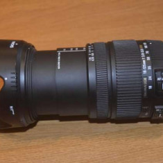 Vand obiectiv Sigma 18 - 125 montura NIKON - Obiectiv DSLR Sigma, All around, Autofocus, Nikon FX/DX, Stabilizare de imagine