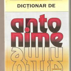 Dictionar de antonime-Onufrie Vinteler - Dictionar sinonime