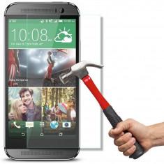 Geam HTC One M9 Tempered Glass - Folie de protectie HTC, Lucioasa