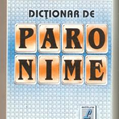 Silviu Constantinescu-Dictionar de paronime - Dictionar sinonime