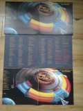 ELECTRIC LIGHT ORCHESTRA ( ELO) - OUT OF THE BLUE   ( 2LP , 2 Viniluri, )