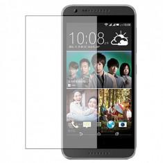 Folie HTC Desire 620 Transparenta - Folie de protectie HTC, Lucioasa