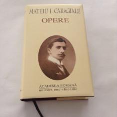 Opere Mateiu Ion Caragiale