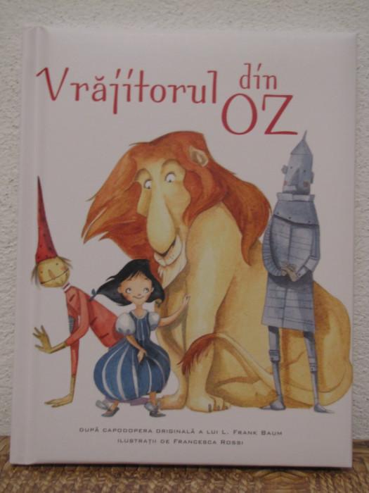 Vrajitorul Din Oz Dupa O Poveste De Lfrank Baum Rao2014