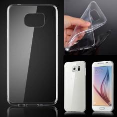 Husa Samsung Galaxy S6 G920F TPU Ultra Thin 0.3mm Transparenta - Husa Telefon Samsung, Gel TPU, Fara snur, Carcasa