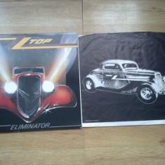 ZZ TOP - ELIMINATOR (1983, WB RECORDS, Made in GERMANY) vinil vinyl