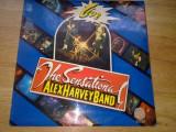 THE SENSATIONAL ALEX HARVEY BAND - LIVE  ( 1975, PHONOGRAM / VERTIGO, Made in UK, VINIL