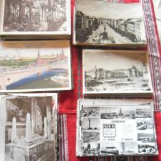 Carti postale straine, Circulata, Printata