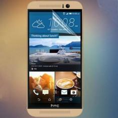 Folie HTC One M9 Transparenta - Folie de protectie HTC, Lucioasa