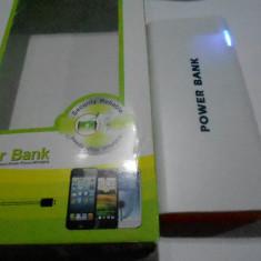 Baterie externă cu dublă ieșire USB Power Bank 25000mAh  pentru telefon