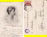 Casa regala - Principesa Maria- clasica 1902, Necirculata, Printata