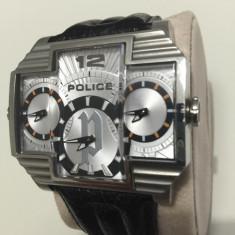Vand ceas Police HAMMERHEAD 13088J silver - Ceas barbatesc