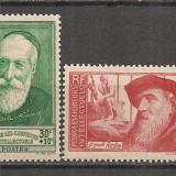 Franta.1937 In sprijinul somerilor intelectuali-Personalitati SF.55