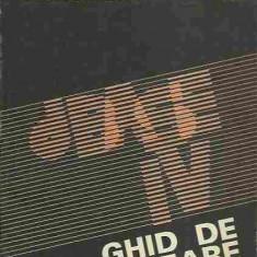 GHID DE UTILIZARE DBASE IV - Carte baze de date