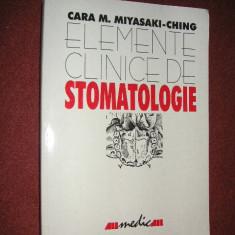 Elemente clinice de stomatologie - Cara M.Miyasaki- Ching