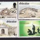 Gibraltar 1983 - cat.nr.477-9 neuzat, perfecta stare - Timbre straine