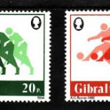 Gibraltar 1984 - cat.nr.485-8 neuzat,perfecta stare