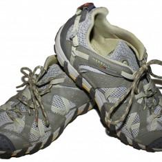 Adidasi Merrell Continuum, talpa vibram, aerisiri, marimea 40 - Incaltaminte outdoor