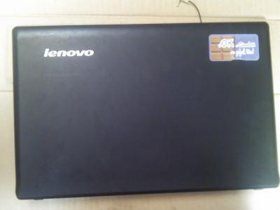 Capac display cu rama Lenovo Ideapad G570 G575 ap0gm0005000 cu camera web antene foto