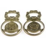 Desfacator metalic Steaua - bronz