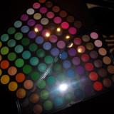 Trusa farduri Rainbow Seven - 120 culori - Trusa make up