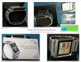 Bratara Lunatik SILVER Argintiu  IPOD NANO 6TH GENERATION iWATCH Lynk Collection