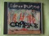 DEEP PURPLE - Live At The Olympia '96 - 2 C D Originale