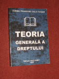 Cornel Trandafir,Dalia Toader- Teoria generala a dreptului