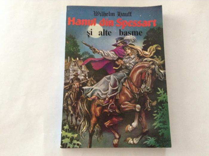 Wilhem Hauff - Hanul din Spessart si alte basme -r22