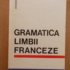 GRAMATICA LIMBII FRANCEZE- ANCA COSACEANU, MICAELA SLAVESCU - Curs Limba Franceza