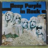 DEEP PURPLE - In Rock - C D Original