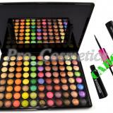 Trusa machiaj profesionala 88 culori Sun Kiss Fraulein Germania + CADOU Rimel - Trusa make up