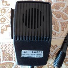 Microfon (nou) pentru statie radio emisie receptie !