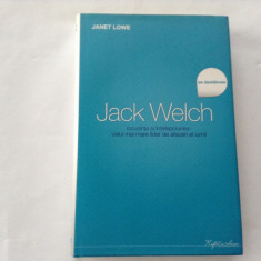 JANET LOWE - JACK WELCH SE DESTAINUIE,r44