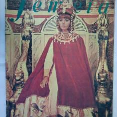 REVISTA FEMEIA { NUMARUL 9 ANUL 1968 }