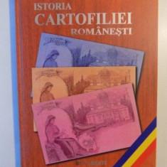 ISTORIA CARTOFILIEI ROMANESTI de SILVIU N. DRAGOMIR, BUCURESTI 2010 - Istorie