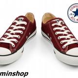 Tenisi CONVERSE All Star * - Visiniu / Albastru / Rosu !!! - Tenisi barbati Converse, Marime: 36, 37, 38, 39, 40, 41, 42, 43, 44, Textil