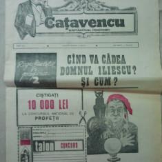 ZIAR CATAVENCU - SAPTAMANAL INCOMOD { NUMARUL 24 ANUL I - 1990 }